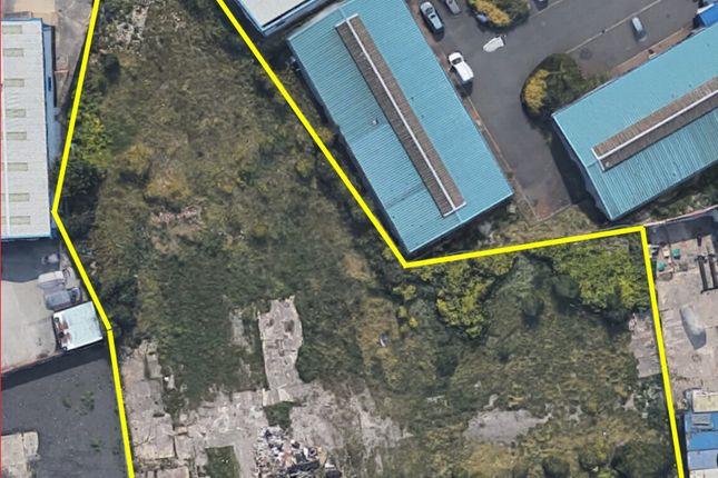 Thumbnail Land for sale in Wheatfield Lane, Wallasey