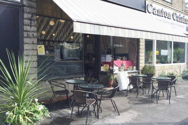 Thumbnail Restaurant/cafe for sale in 5 Dale Road North, Matlock