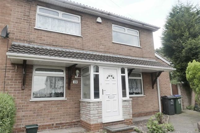 Thumbnail Semi-detached house to rent in Brindley Road, West Bromwich