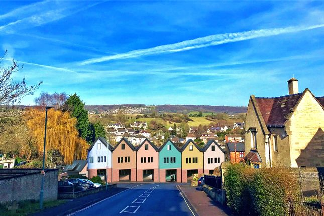 Thumbnail Terraced house for sale in Church Square, Church Street, Stroud, Gloucestershire