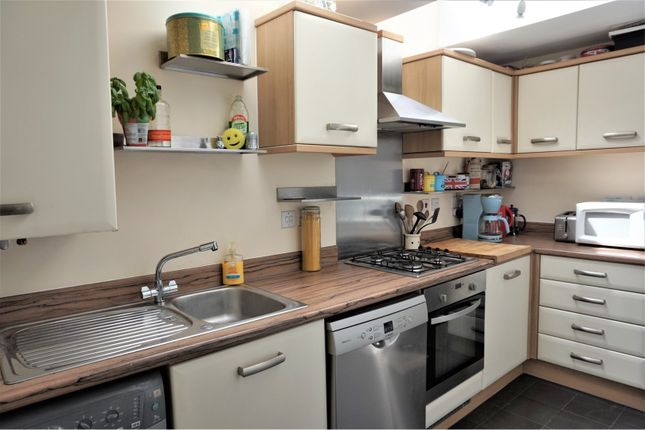 Kitchen of Headstock Close, Coalville LE67