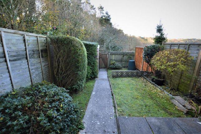 Garden of Wolverwood Close, Plymouth, Devon PL7
