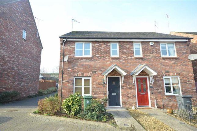 Thumbnail Semi-detached house to rent in The Warren, Tuffley, Gloucester