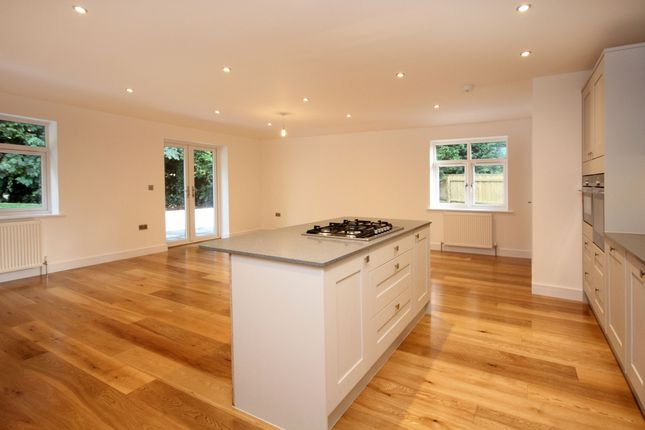 Thumbnail Detached bungalow for sale in Colemere Gardens, Highcliffe