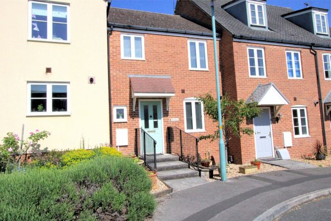 Thumbnail Terraced house for sale in Tyndale View, Kingswood, Wotton-Under-Edge, Gloucestershire