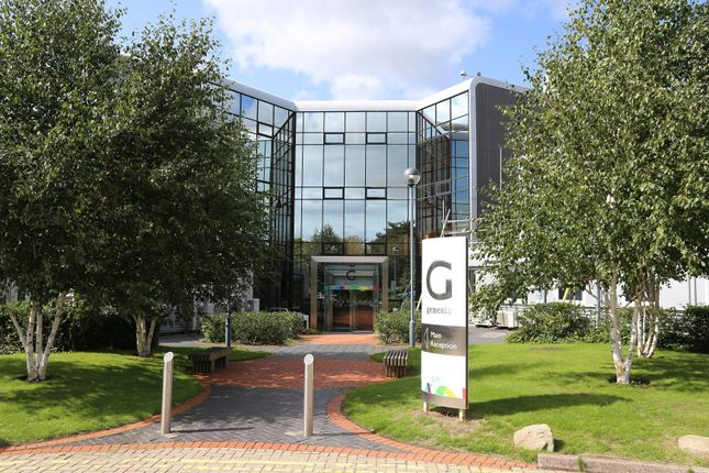 Thumbnail Business park to let in Genesis Centre Birchwood, Warrington