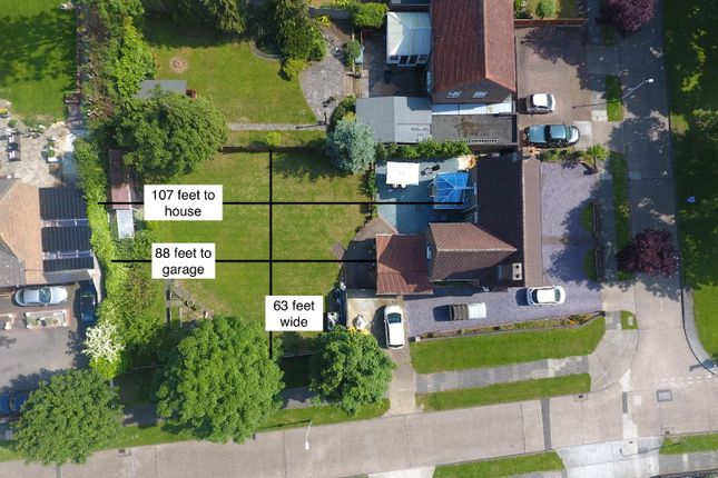 Thumbnail Land for sale in Priory Road, Romford
