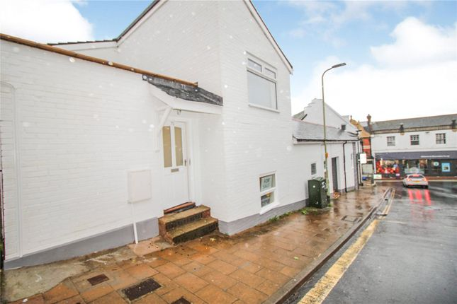Thumbnail Terraced house for sale in High Street, Ilfracombe