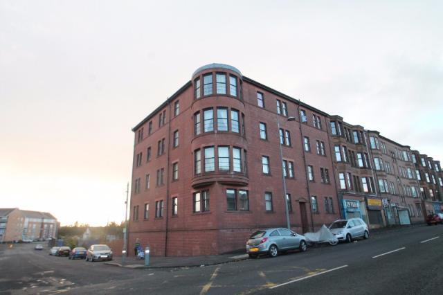 Thumbnail Flat to rent in Dumbarton Road, Clydebank, West Dunbartonshire, 4Et