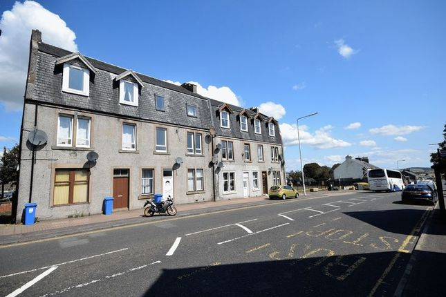 Thumbnail Flat for sale in Station Road, Kelty