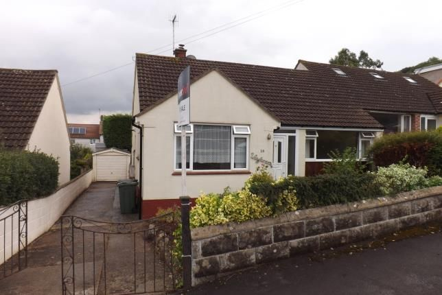 Thumbnail Bungalow for sale in Banwell, Weston Super Mare, Somerset