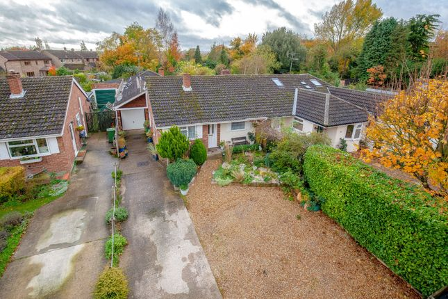 Thumbnail Semi-detached bungalow for sale in Chapel Lane, Fowlmere, Royston