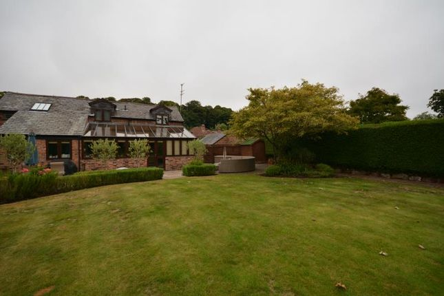 Thumbnail Link-detached house for sale in Whitehouse Farm, The Village, Burton