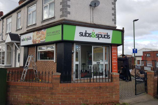 Thumbnail Retail premises to let in Wharfdale Road, Sparkhill, Birmingham