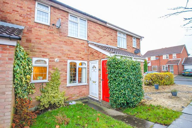 Thumbnail Flat for sale in Taverners Close, Willenhall