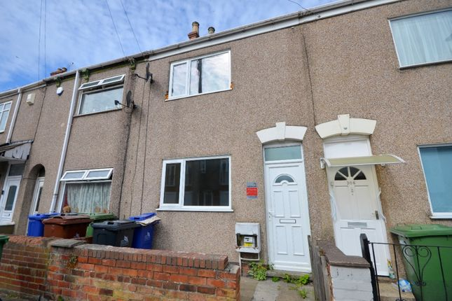 3 bed terraced house to rent in Willingham Street, Grimsby DN32