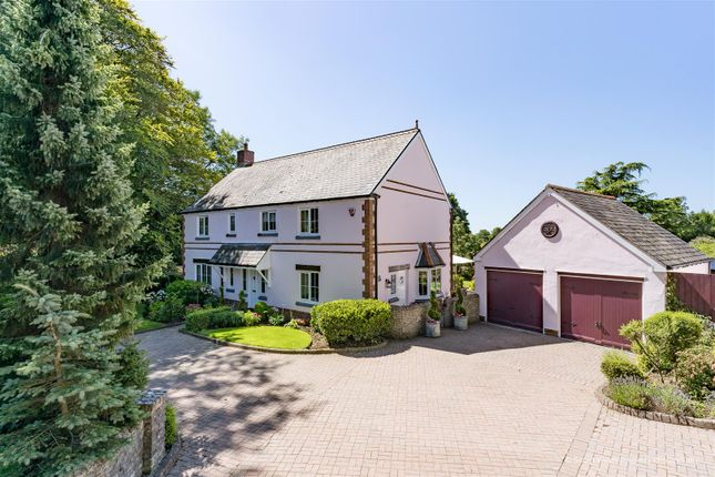 Thumbnail Detached house for sale in Duffryn Lane, St. Nicholas, Cardiff