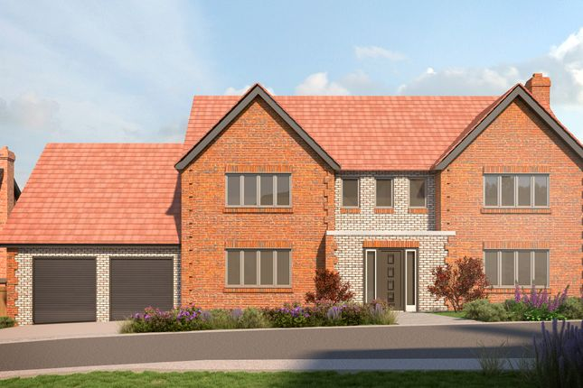 Thumbnail Detached house for sale in Plot 7, The Limes, Off Brassington Lane