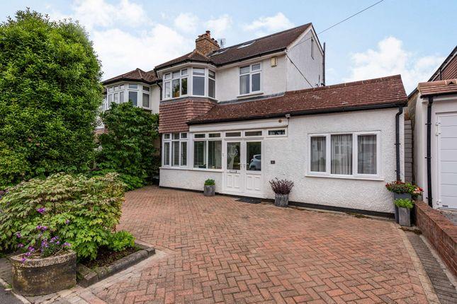Thumbnail Semi-detached house for sale in Ingleby Way, Chislehurst