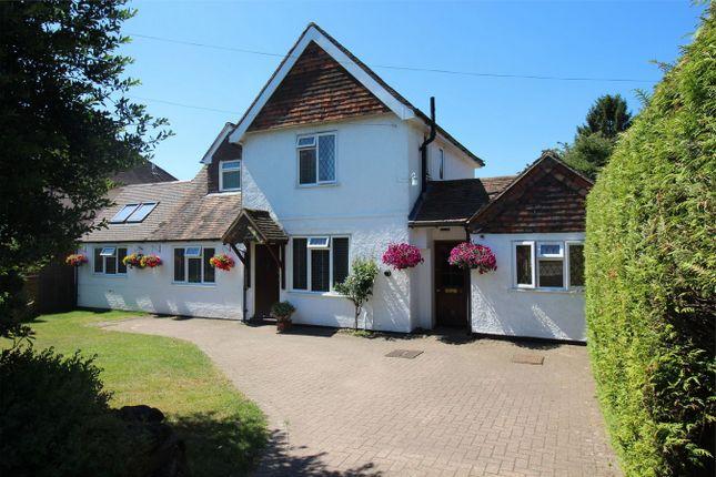 Thumbnail Detached house for sale in Anstey Lane, Alton