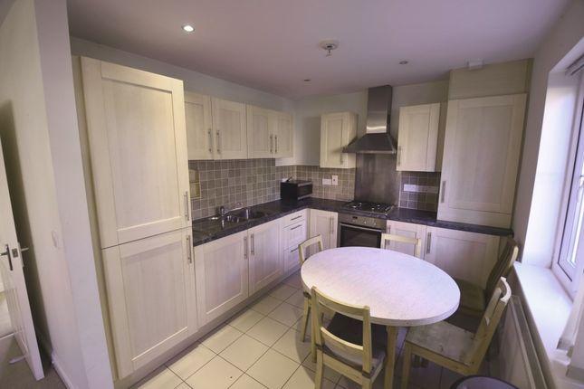 Kitchen of Rushes Close, Beeston NG9