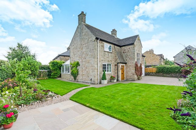 Thumbnail Detached house for sale in Upper Yeld Road, Bakewell