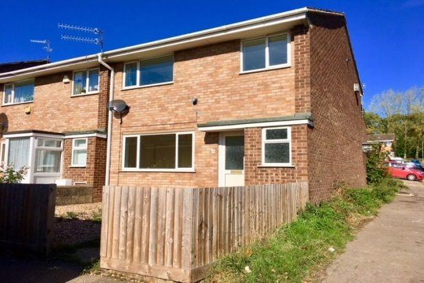 Thumbnail Property to rent in High Furlong, Banbury