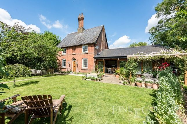 Semi-detached house for sale in Rickinghall Road, Hinderclay, Diss