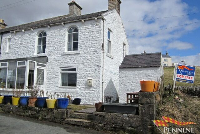 Thumbnail Semi-detached house for sale in Nenthead, Alston