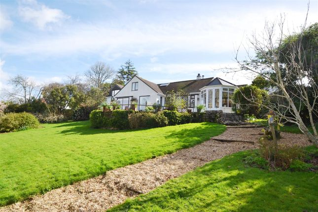 Thumbnail Detached house for sale in Budock Vean Lane, Mawnan Smith, Falmouth
