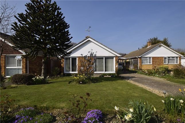 Thumbnail Detached bungalow for sale in Sandown Way, Bexhill-On-Sea, East Sussex