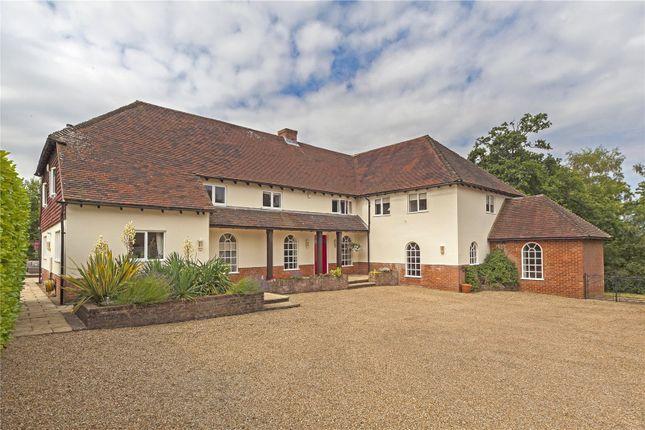 Thumbnail Detached house for sale in Redlands Lane, Ewshot, Farnham
