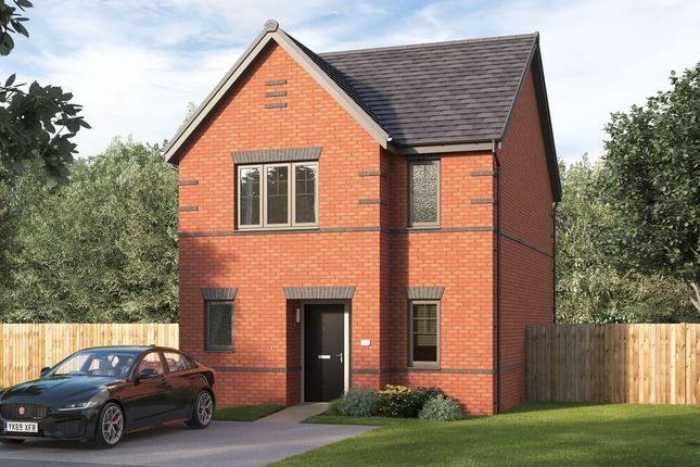 """Thumbnail Detached house for sale in """"The Kinnerton"""" at Tom Blower Close, Wollaton, Nottingham"""