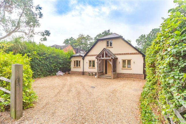 Thumbnail Detached house for sale in Heath Hill Road North, Crowthorne, Berkshire