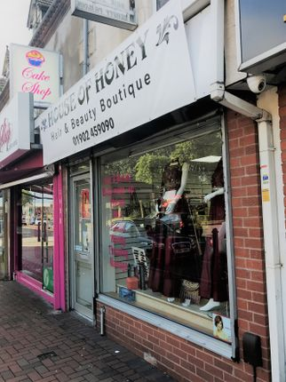 Thumbnail Retail premises to let in Dudley Road, Blakenhall