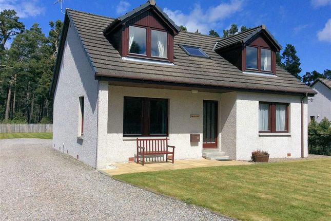 Thumbnail Detached house for sale in Nethy Bridge