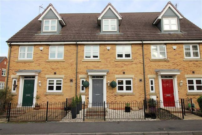 4 bed town house for sale in Hall Farm Way, Smalley, Derby