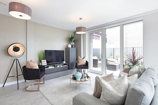 """2 bedroom flat for sale in """"Chamberlain Court"""" at Station Parade, Green Street, London"""