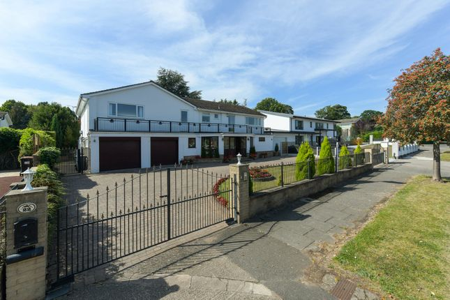 Thumbnail Detached house for sale in Claremont Avenue, Bramcote, Nottingham