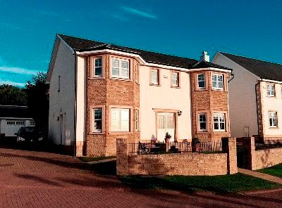 Thumbnail Detached house to rent in 9 Magpie Gardens, Dalkeith
