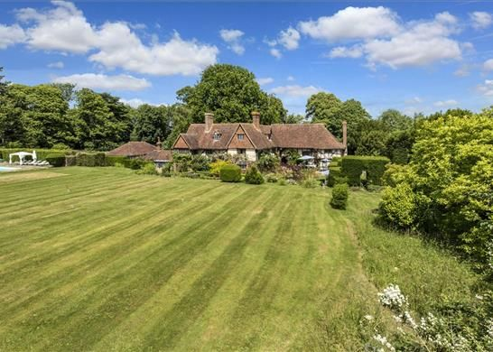 Thumbnail Detached house for sale in Otham Street, Maidstone, Kent