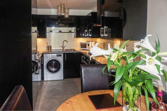 Kitchen of Park Grange Mount, Sheffield S2