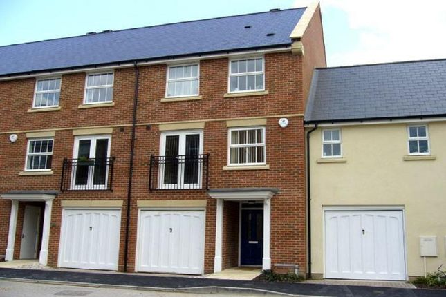 4 bed town house to rent in Reed Court, Ingress Park, Greenhithe DA9