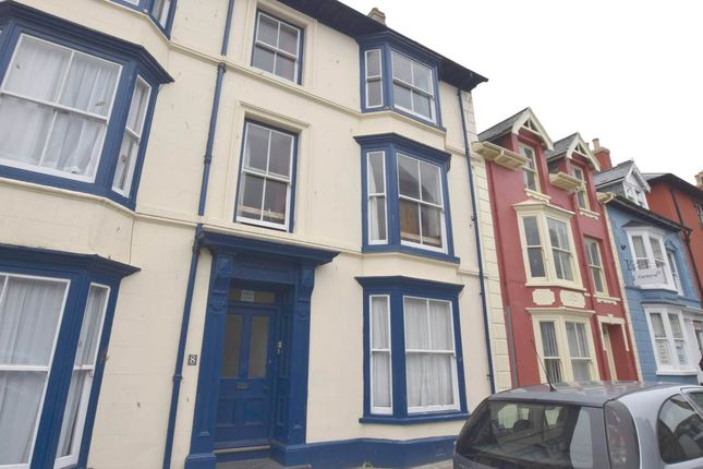 Thumbnail Flat to rent in 8 Baker Street, Aberystwyth, Ceredigion