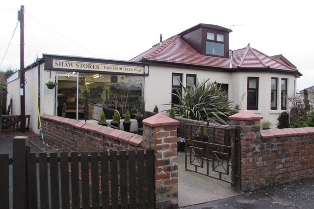 Thumbnail Detached bungalow for sale in Shaw Road, Prestwick