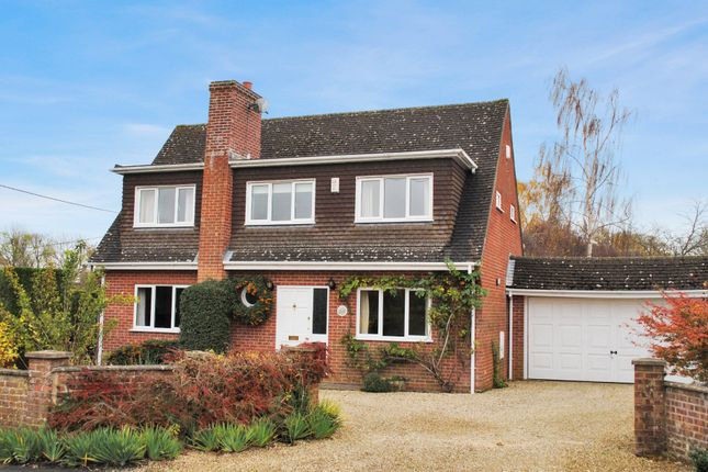 Thumbnail Property for sale in Woolton Hill, Newbury