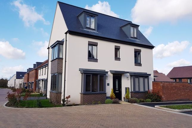 Thumbnail Detached house to rent in Bright Lane, Telford