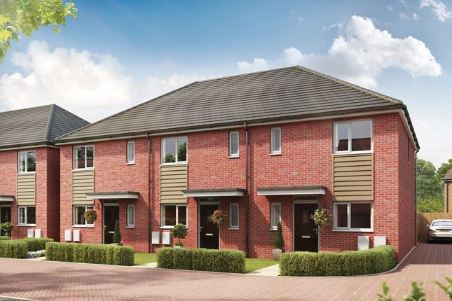 Thumbnail Terraced house for sale in Old Hey Walk, Newton-Le-Willows
