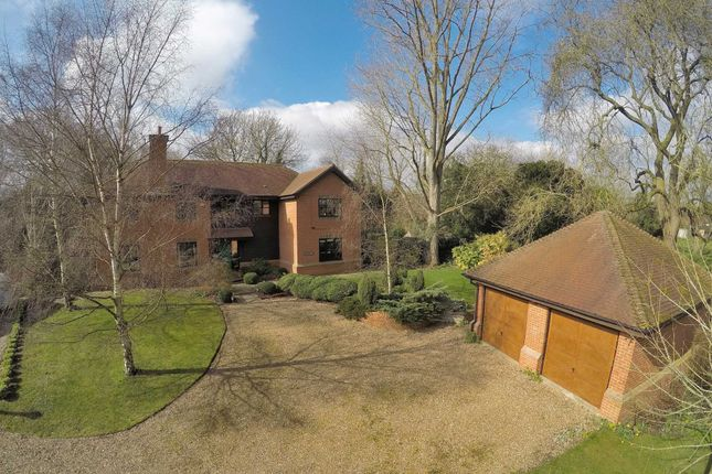 4 bed detached house for sale in Dovecote Croft, Great Linford, Milton Keynes