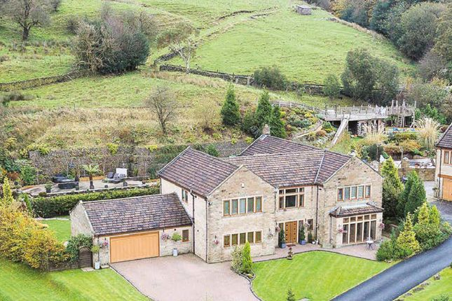 Detached house for sale in 2 Henshaw Woods, Todmorden, Lancashire